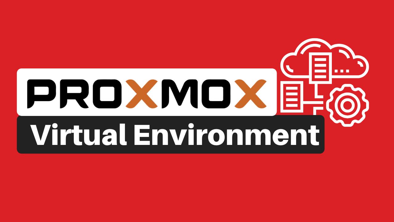 Cos'è Proxmox Virtual Environment