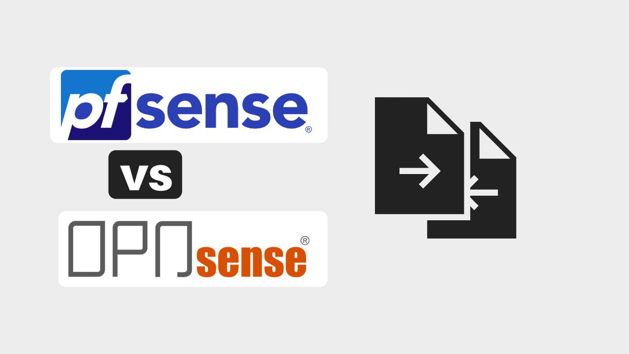 pfSense CE vs OPNsense: comparazione tecnica