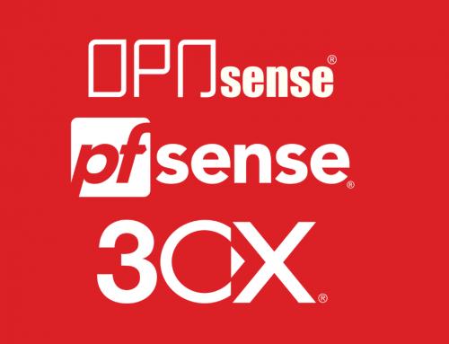 pfSense OPNsense e 3CX: Accelera lo smart working utilizzando strumenti gratuiti come VPN, RDP e WebMeeting.