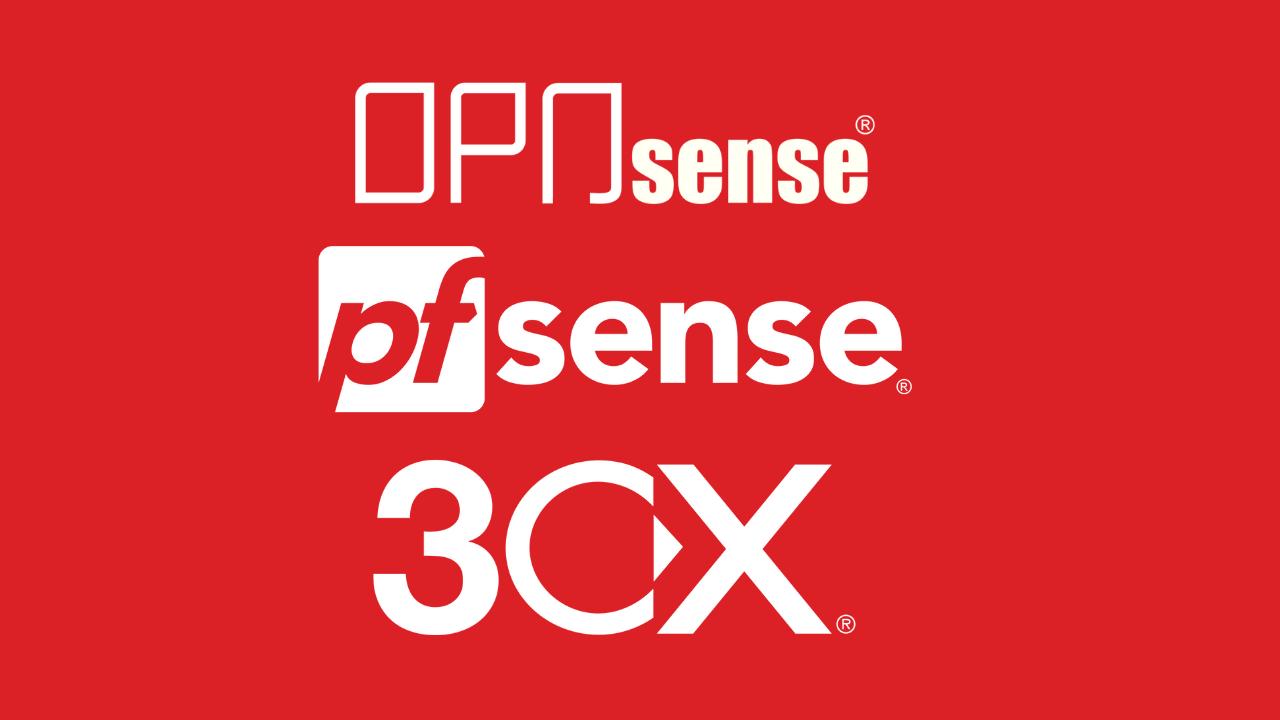 pfSense OPNsense e 3CX Accelera lo smart working utilizzando strumenti gratuiti come VPN, RDP e WebMeeting.